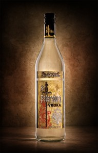 St-Petersburg-Vodka