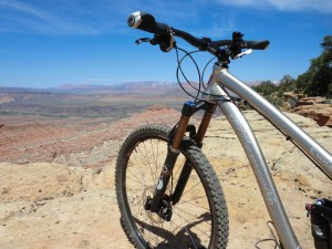 Ellsworth Evolution 29er on The Gander