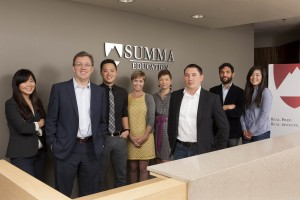 Summa Education Opens RB Office