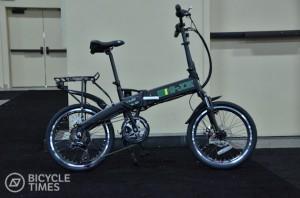 e-JOE's 2015 Epik SE folding e-Bike