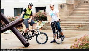 Folding Bike Photo